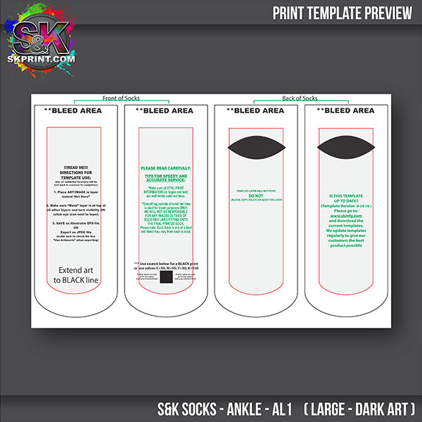 S&K Printshop - Dye Sublimation and Direct to Garment Printing