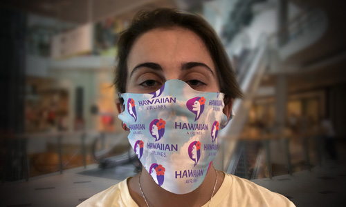 Click to Download Face Covers and Masks Image.